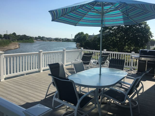 Walk to Beach! Family Lakefront Vacation Home