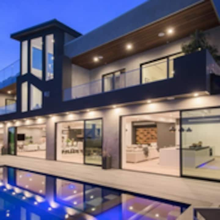 Luxury Modern Bel-Air Villa