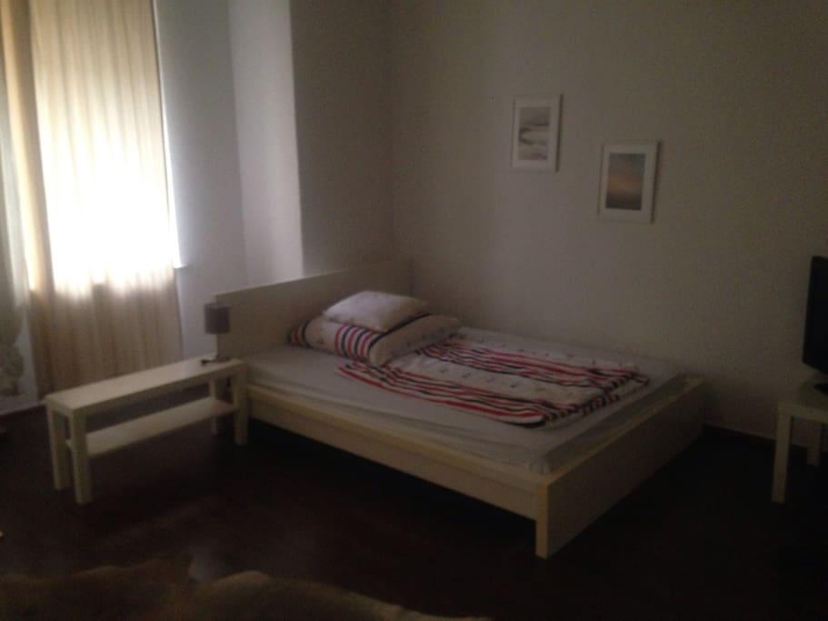 Doppelbett 140x 200