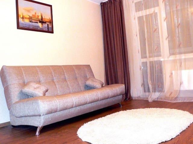 Сдам уютную квартиру - Yakhroma - Leilighet