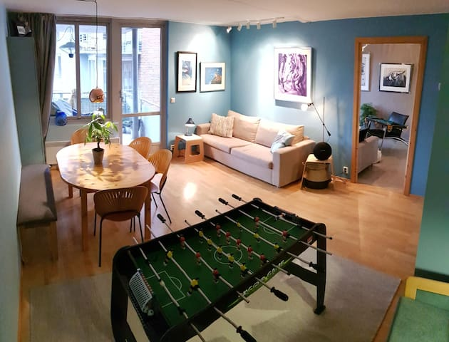 Nice and central apartment in Old Town of Oslo