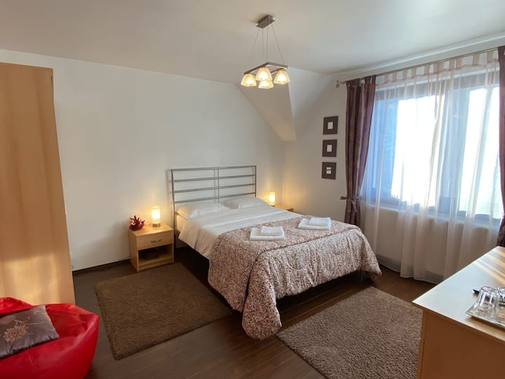 Your Home in the heart of Zarnesti Room 2