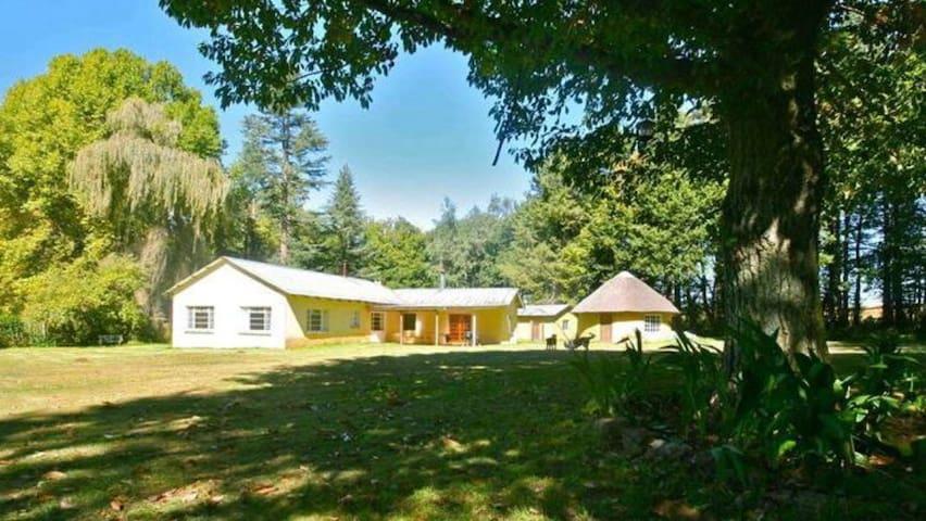 Kromdrift Farm cottage