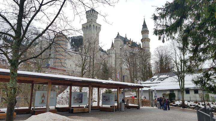 City Ferienwohnung Füssen