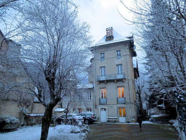 Chambre La Marquise de Maintenon. - Bagnères-de-Luchon - ที่พักพร้อมอาหารเช้า