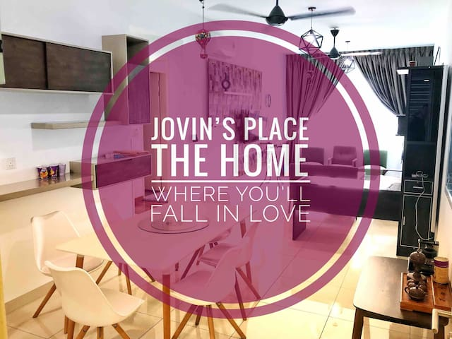 A Lovely Home where You Belong - Jovin's @ Impiria