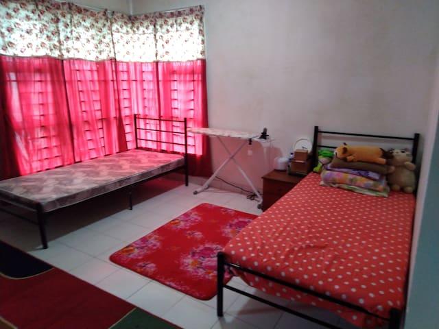 Female Room in Presint 17 Putrajaya