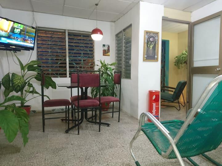 Hostal Raúl y Annabell. Departamento .Camagüey