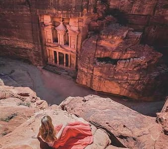 Petra bedouin house 1 - Petra, Jordan - Casa