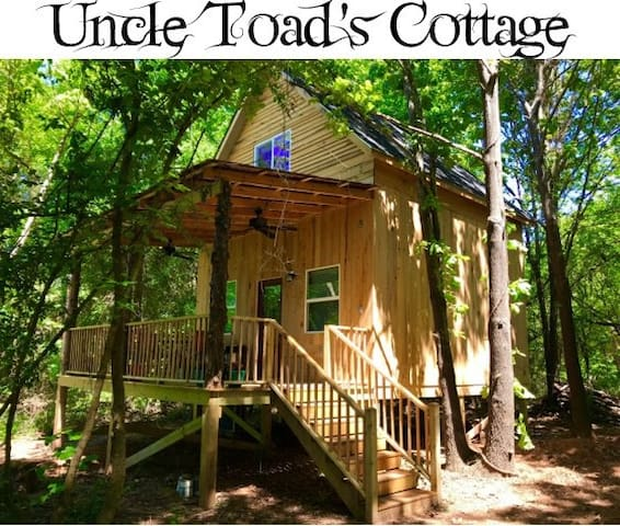 TylerTop Host Offers Uncle Toad's Cottage Lakeview