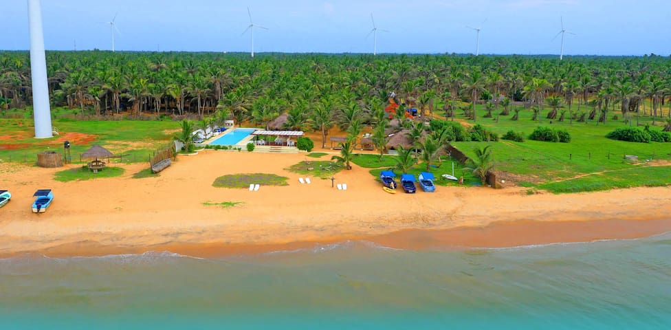 Dolphin Beach Resort Kalpitiya