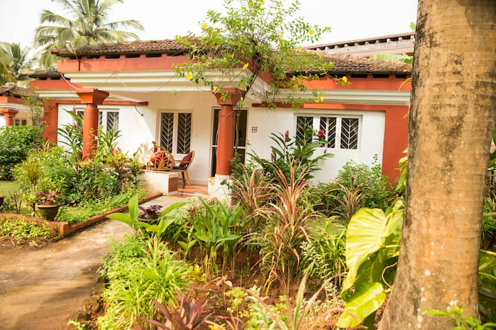 2 Bedroom Villa in Cavelossim, Goa