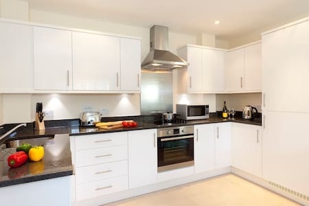 Hammersmith One Bedroom Apartments - London - Apartment