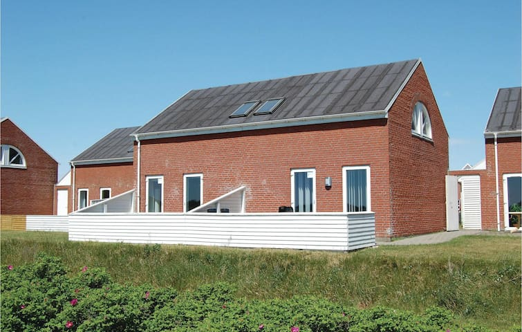 Holiday apartment with 3 bedrooms on 73m² in Rømø