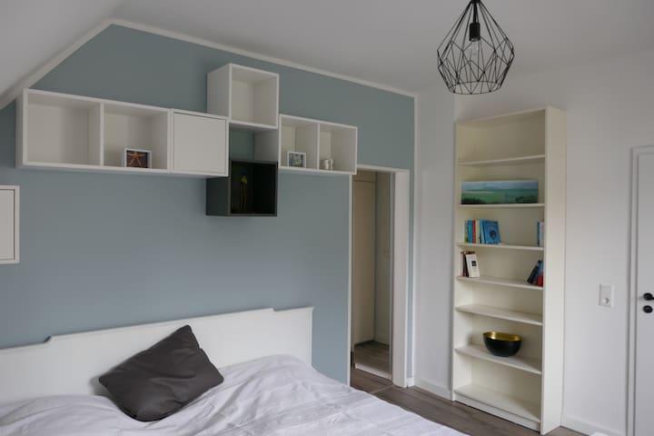 Gemütliche Zwei-Zimmer-Wohnung in Ratingen