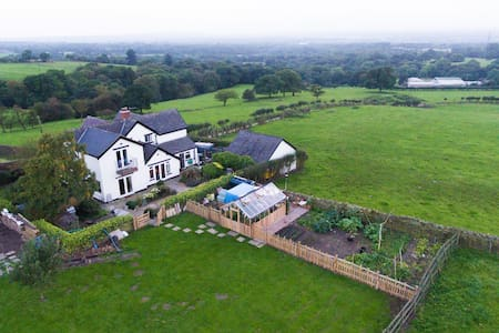 Windgather, Luxury, Rural Retreat in Lyme Park - Disley