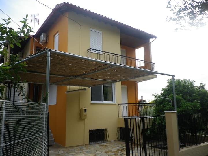 Spacious house with yard, ideal for vacations