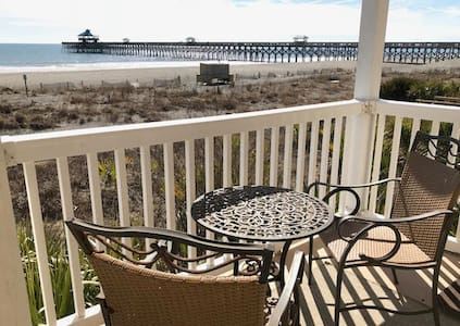 Oceanfront Condo in Seaside Villas II
