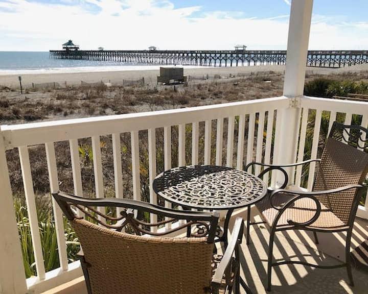 Oceanfront Condo in Seaside Villas II