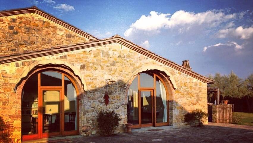Vista esterna - Exterior view