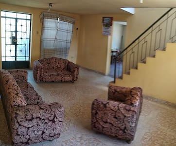 Casa de campo agradable para pasarla en familia