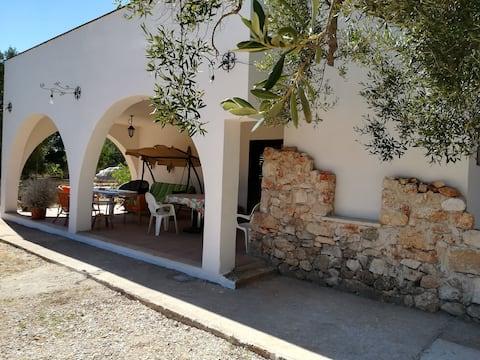 Villa Raffaela, riserva marina di Torre Guaceto