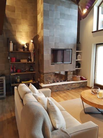 TPA Apartamento dúplex en Bolvir para 6 personas