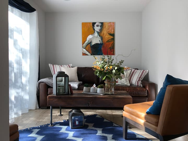 Private 2 Rooms + Bath in Remodeled 1904 Home
