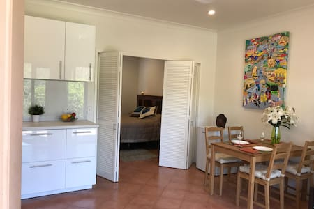 Delightful Flat on Bushy Acreage at Pinjarra Hills - Pinjarra Hills