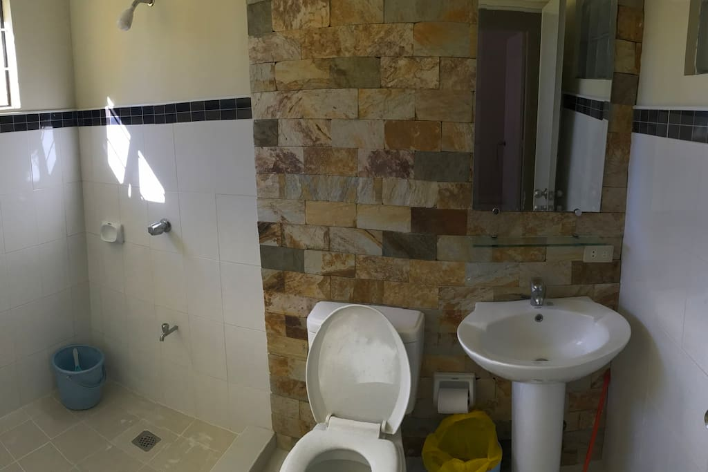 Main (Shared) Bathroom