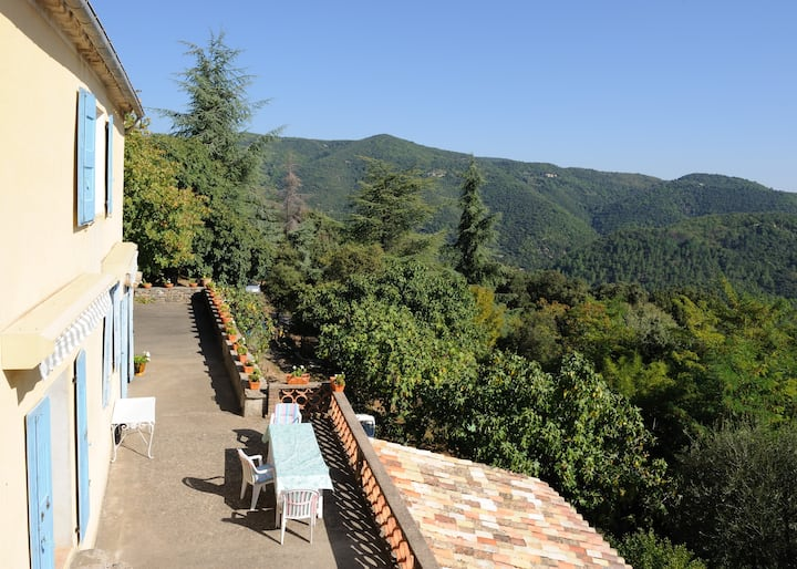 Mas in the Cevennes : peace and tranquility ...