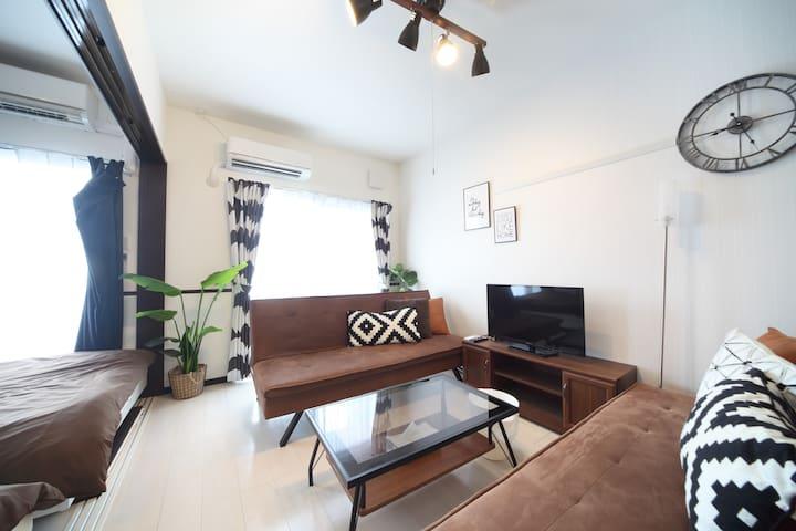 EX Itoman apartment 202 那覇空港から車で最短15分 Naha/okinawa