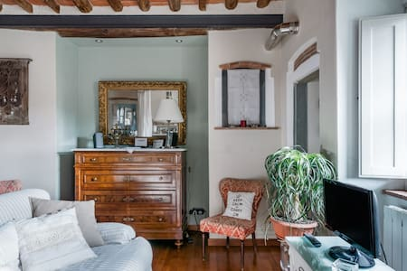 Explore Tuscany from a Chic 16th Century Apartment