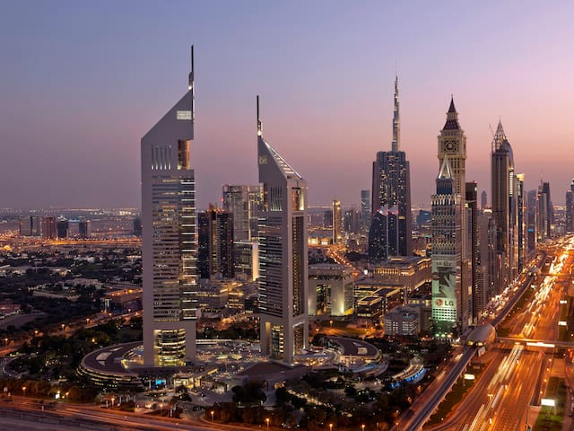 Offer: 3 Separate Standard rooms in Boutique hotel - Dubai - Boutique-Hotel