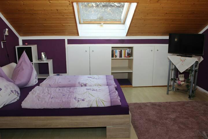 Wohnung mit Schlossblick
