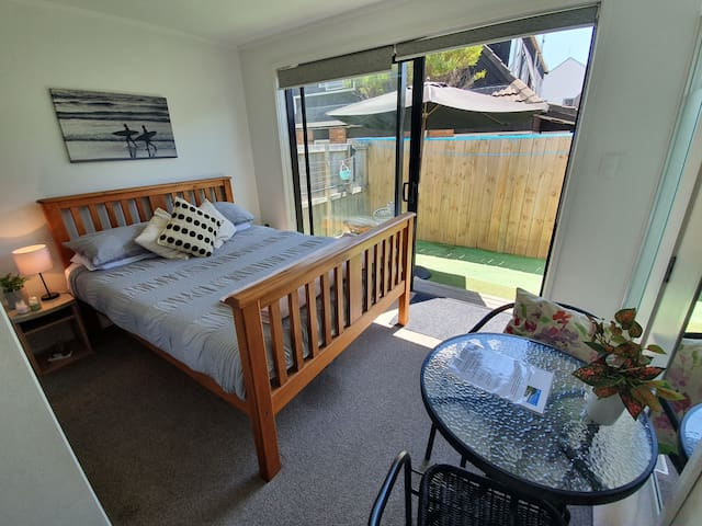 Mount Maunganui-Private Double Room-Great Location