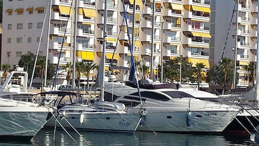 Luxery sailingboat, for daytrips and weektours - Torrevieja - Boat