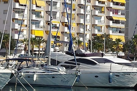 Luxery sailingboat, for daytrips and weektours - Torrevieja - Barco