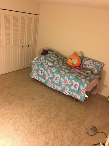 Temp room/apt available - Cockeysville - Pis