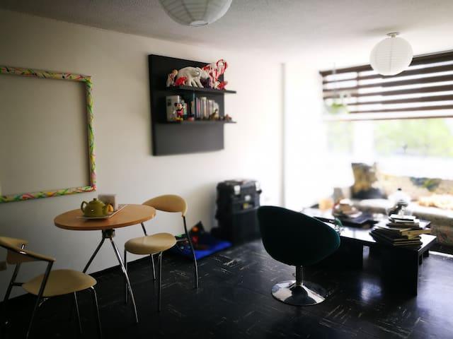espacious modern apartment