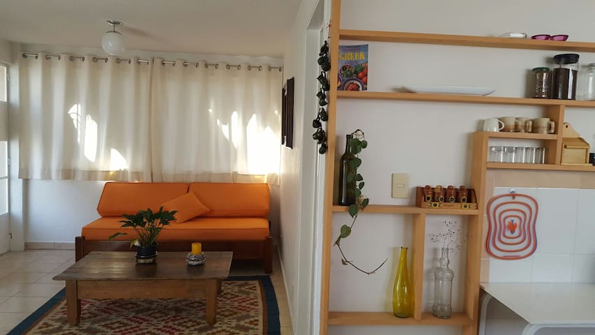 Gorgeous small place near Condesa - Del Valle Norte - Apartemen