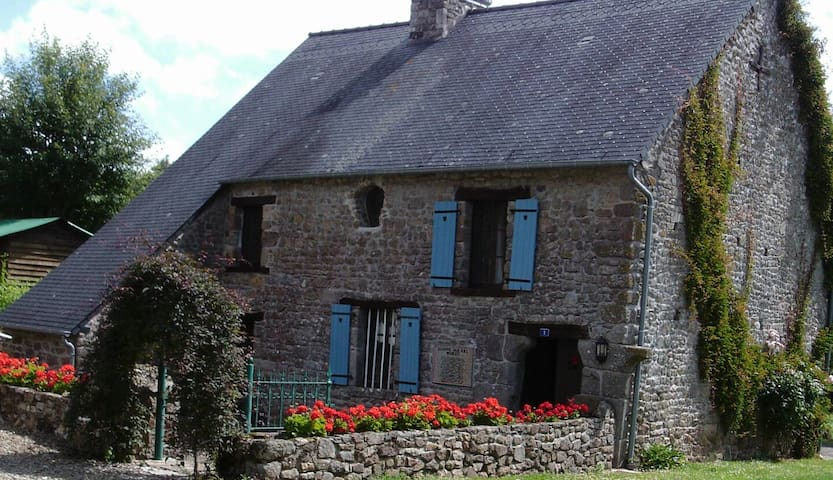Beautiful country cottage near Mont-Saint Michel - Saint-Marcan - Hus