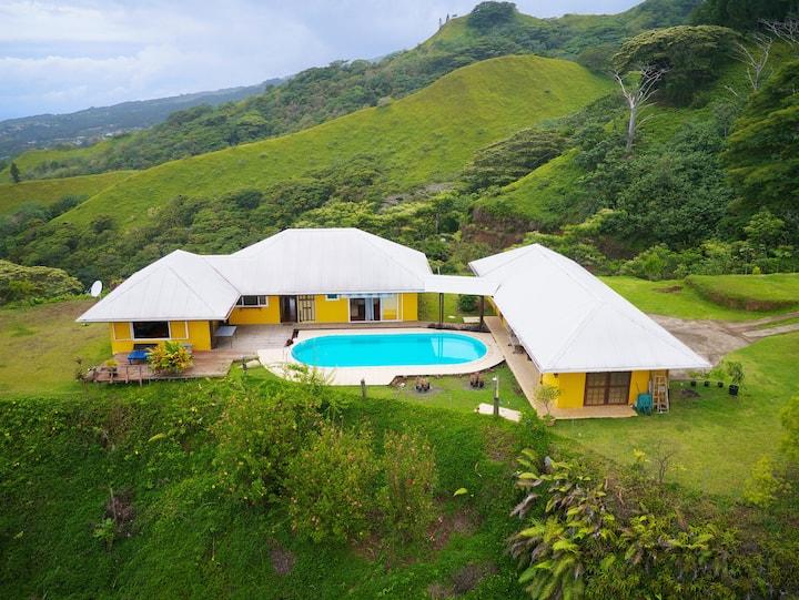 Tahiti home