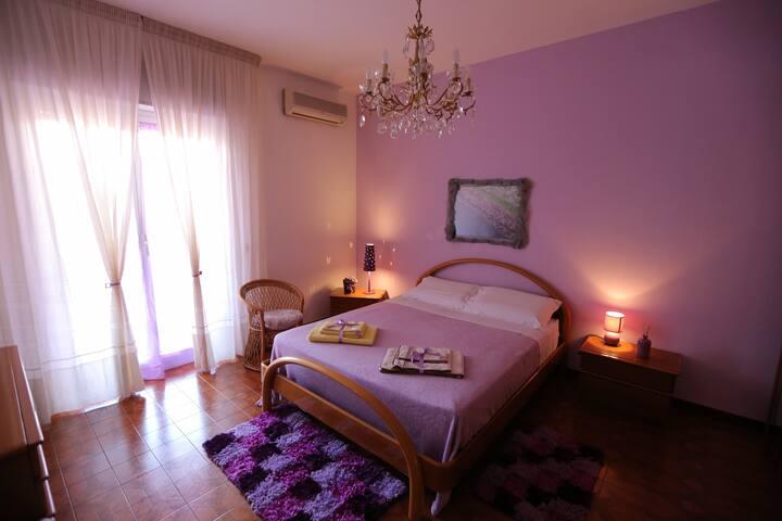 Nuvola Colorata Completa (Matrimoniale + Singola) - Trapani - Apartment