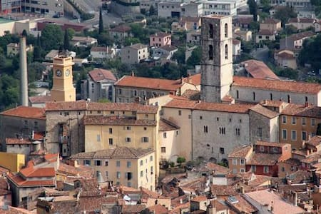 WELCOME IN THE OLD TOWN OF PERFUMES - Grasse - Daire