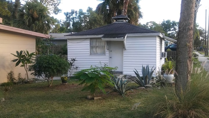 Private Vacation Cottage in Titusville.