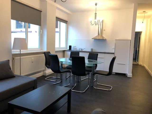 3 Zimmer Apartment | Nähe Frankfurt