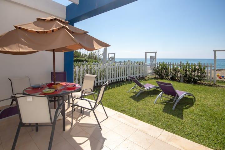 3 bed townhouse on the beach, Cancelada, Estepona