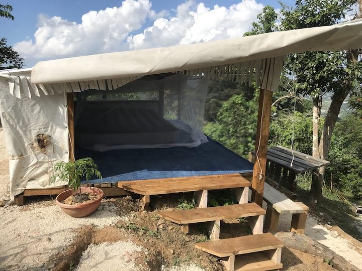 Cabaña Lay-lo en Mi Casa Eco-Camping