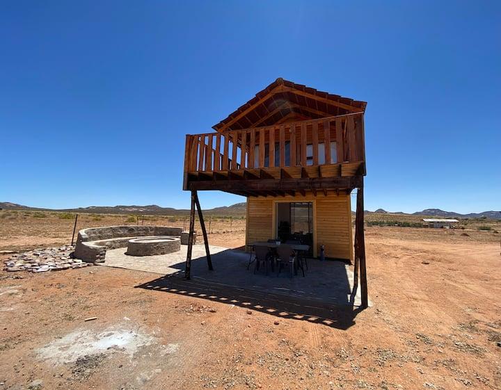 Tzorvas Accommodation - Unit 1:  Thor Chalet